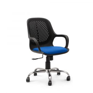 Chalfont Blue Cup Chair