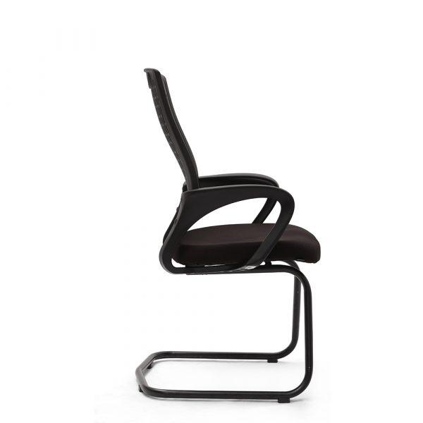 Chiltern Black Visitor Chair