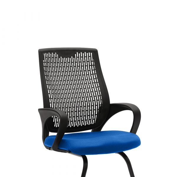 Chiltern Blue Visitor Chair
