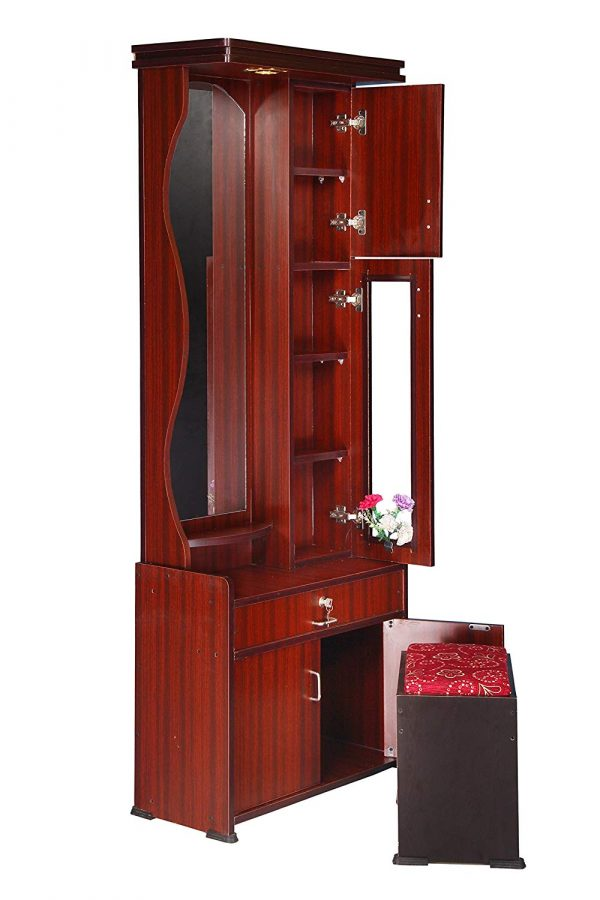 Hitech Engineered Wood Dressing Table