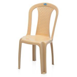 Nilkamal Premium 4002 Beige Chair