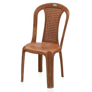 Nilkamal Premium 4002 Mango Wood Chair