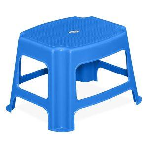 Nilkamal Premium Blue Stool