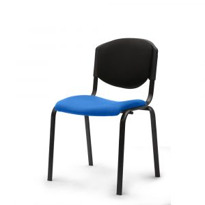 Symphony Blue Backrest Cushion Training Chair