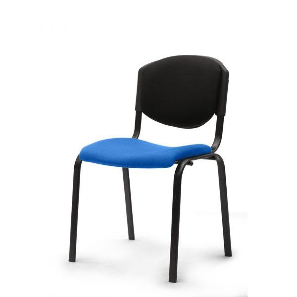 Symphony Blue Backrest Cushion Training Chair