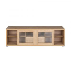 Aadhila Engineered Wood TV Entertainment Unit