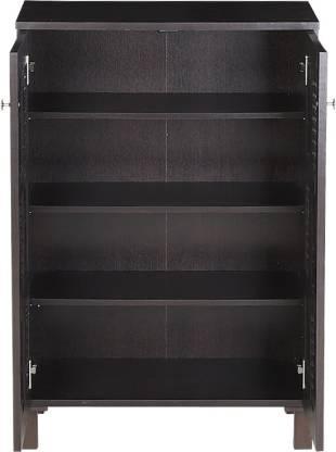 Awash Engineered Wood Shoe Rack (4 Shelves)