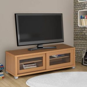 Axmin Engineered Wood TV Entertainment Unit