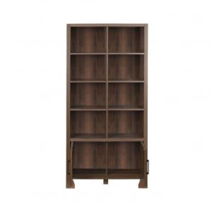 Banas Engineered Wood Free Standing Cabinet (10 Shelves)