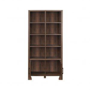Banas Engineered Wood Free Standing Cabinet (10 Shelves)
