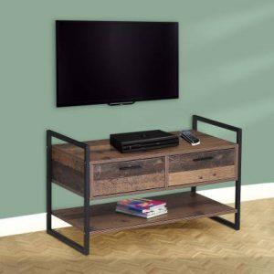 Belper Engineered Wood TV Entertainment Unit
