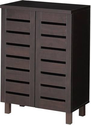 Benue Engineered Wood Shoe Rack (4 Shelves)