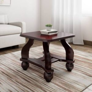 Buy Vaigai Solid Wood Coffee Table