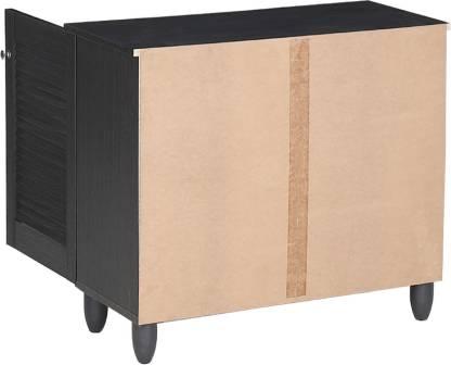 Gambia Engineered Wood Shoe Rack (3 Shelves)