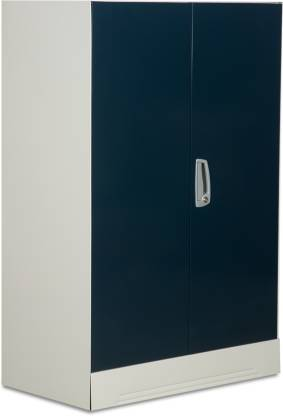 Godrej Interio Slimline Minor 2 S Metal Almirah (Finish Color - Pacific Blue)