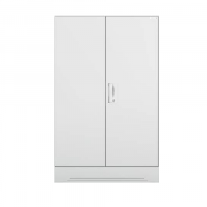 Godrej Interio Slimline Minor WL Metal Almirah (Finish Color - Royal Ivory)