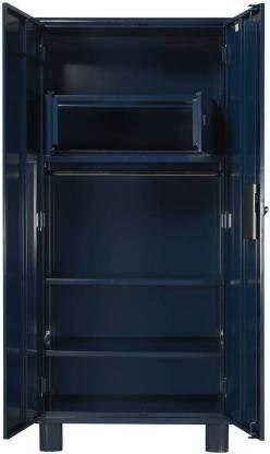 Godrej Interio Storwel M2 Metal Almirah (Finish Color - Blue)
