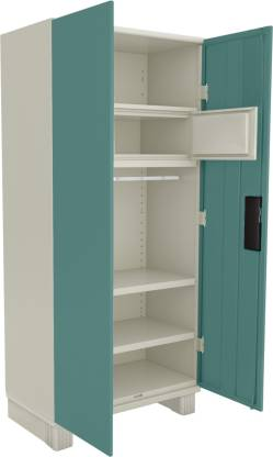 Godrej Interio Storwel M2 Metal Almirah (Finish Color - Spring Blue)