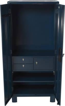 Godrej Interio Storwel M3 Metal Almirah (Finish Color - Blue)