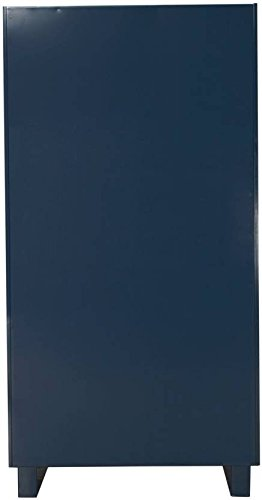 Godrej Interio Wardrobe H Metal Almirah (Finish Color - Prince Grey)