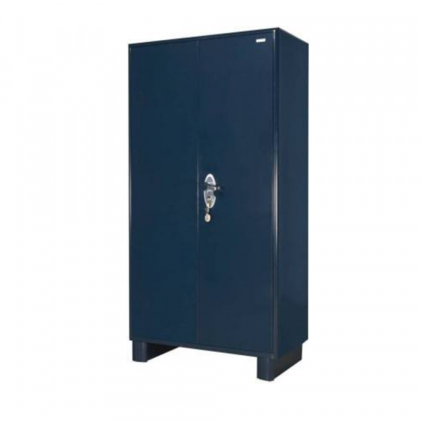 Godrej Interio Wardrobe H Metal Almirah (Finish Color - Blue)