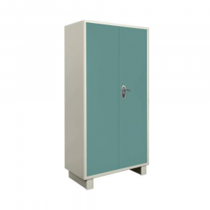 Godrej Interio Wardrobe-H Metal Almirah (Finish Color - Spring Blue)