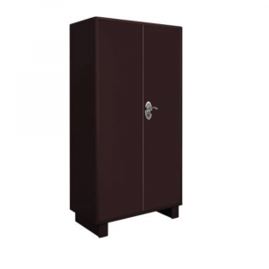 Godrej Interio Wardrobe-H Metal Almirah (Finish Color - Textured Russet)