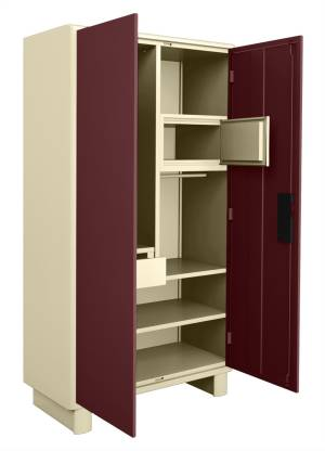 Godrej Interio Wardrobe-H1 Metal Almirah (Finish Color - Godrej Rose)