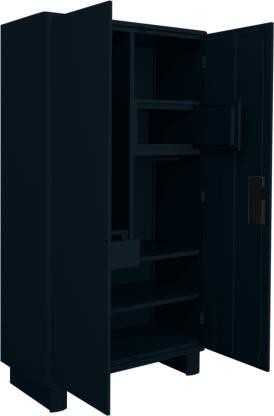 Godrej Interio Wardrobe H1 Metal Almirah (Finish Color - Pacific Blue)