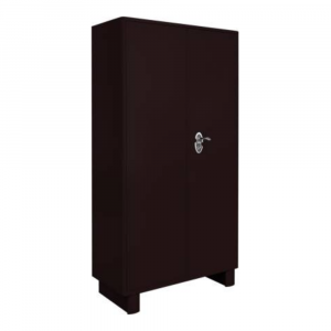 Godrej Interio Wardrobe H1 Metal Almirah (Finish Color - Textured Russet)