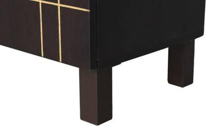 Sanaga Engineered Wood Shoe Rack (4 Shelves)