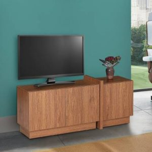 Buxton Engineered Wood TV Entertainment Unit