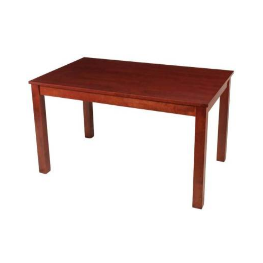 Arthur Solid Wood 6 Seater Dining Table