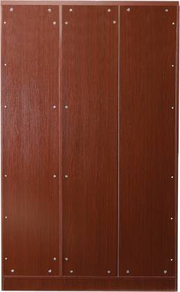 Boyne Engineered Wood 3 Door Wardrobe