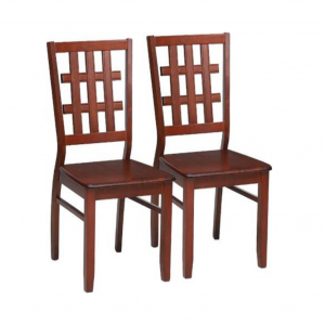 Brisbane Solid Wood Dining Chair (Set of 2)