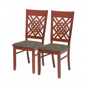 Dawson Solid Wood Dining Chair (Set of 2)