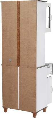 Dhamu Engineered Wood Kitchen Cabinet