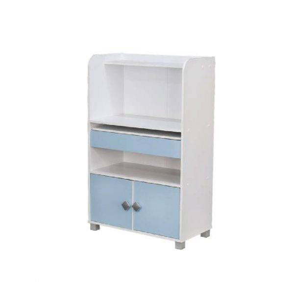Drava Engineered Wood Kitchen Cabinet
