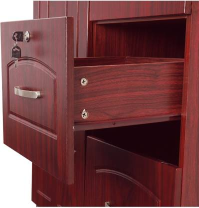 Tana Engineered Wood 2 Door Wardrobe