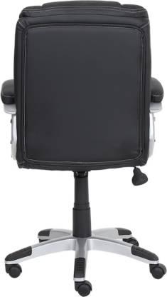 Abiti Leatherette Office Arm Chair