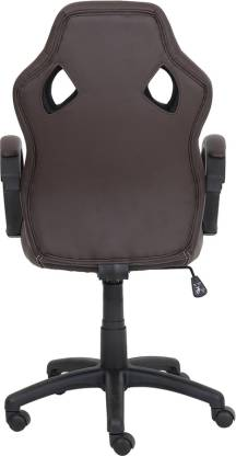 Basca Leatherette Office Arm Chair