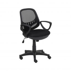 Bonanz Synthetic Office Arm Chair