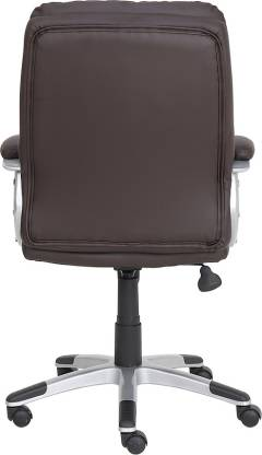 Churchill Leatherette Office Arm Chair