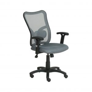 Eastmain Synthetic Office Arm Chair