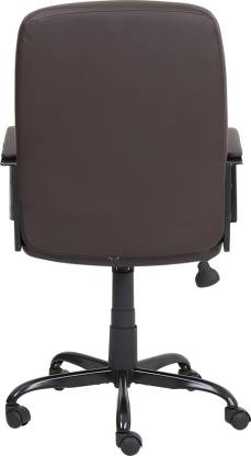 Hayes Leatherette Office Arm Chair