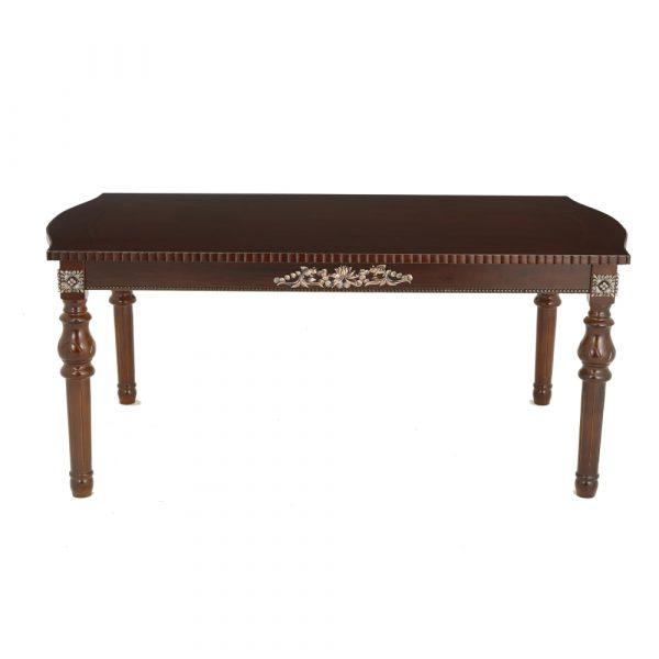 Carolina Solid Wood 6 Seater Dining Set
