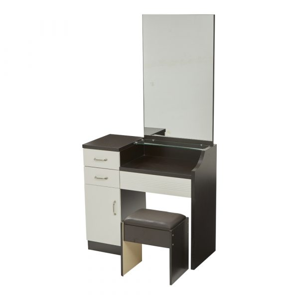 Platina Solid Wood Dressing Table