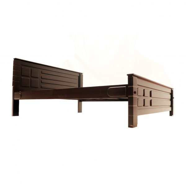 Starc Solid Wood Queen Size Bed