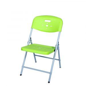 Luxor Green Portable Folding Chair