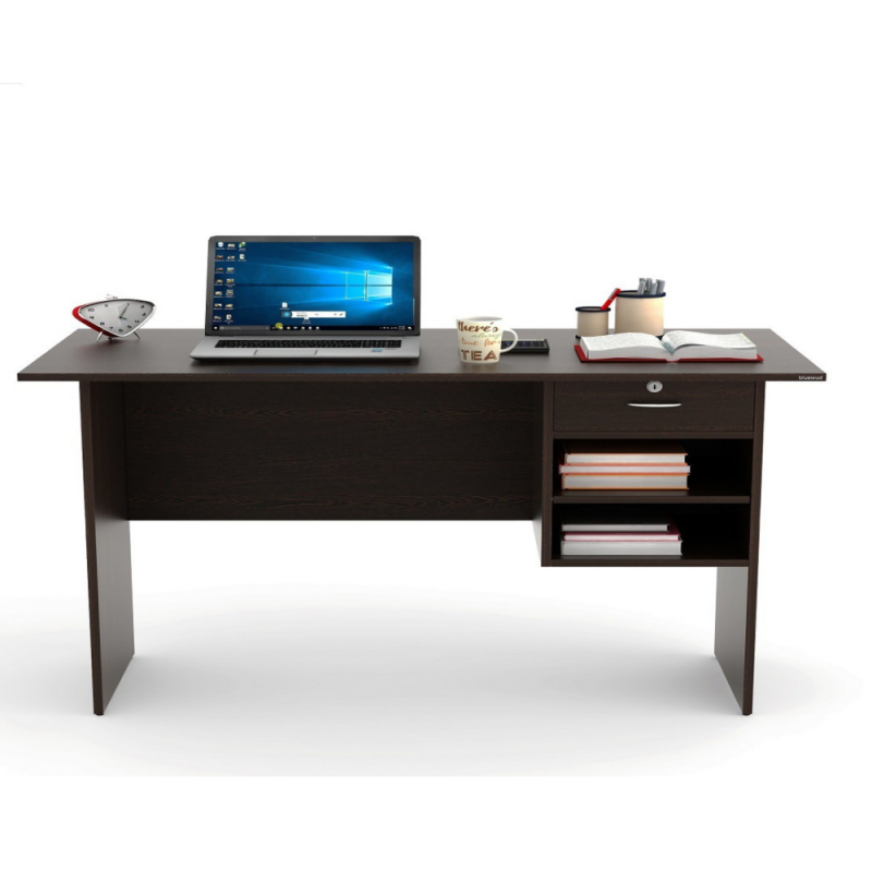 Buy Workly Office Table + Ergonomic Chair Work from Home Combo